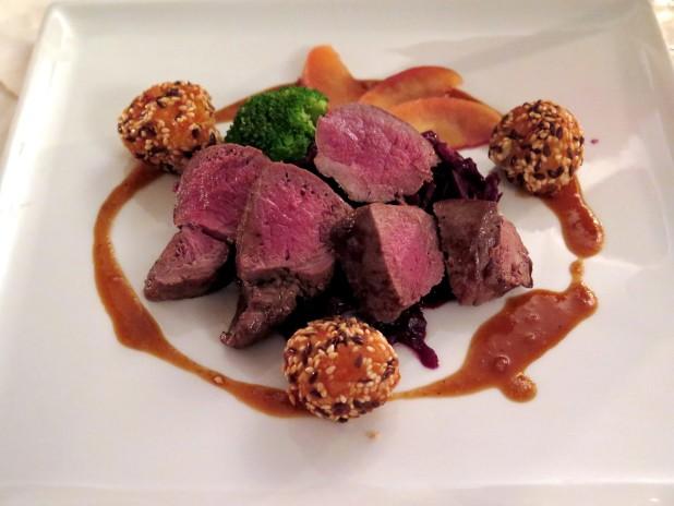 Das edelste vom Wild begeistert Gourmets auf der ganzen Welt