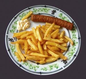 Schlicht und einfach – so das Klischee über holländisches Essen - Quelle: commons.wikimedia.org © Kliek (CC BY-SA 3.0)