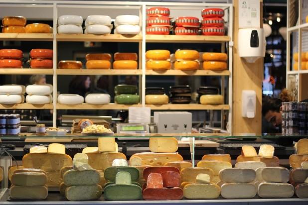 Niederländische Küche - Käse